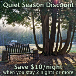 Quiet Season Discount